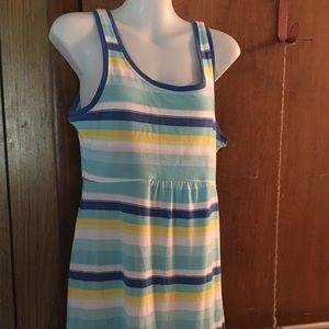 Columbia maxi dress new size medium